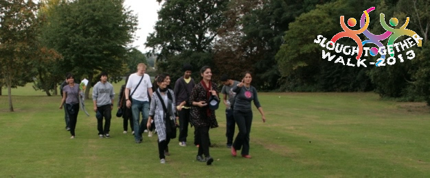 Slough Together walk