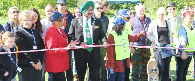 Were you at the fantastic Rotary Walk this year?