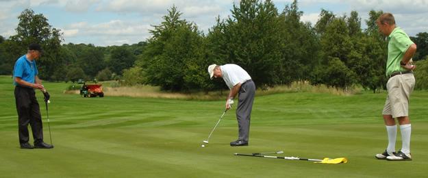 2013 Rotary Golf day at Burnham Beeches Golf Club
